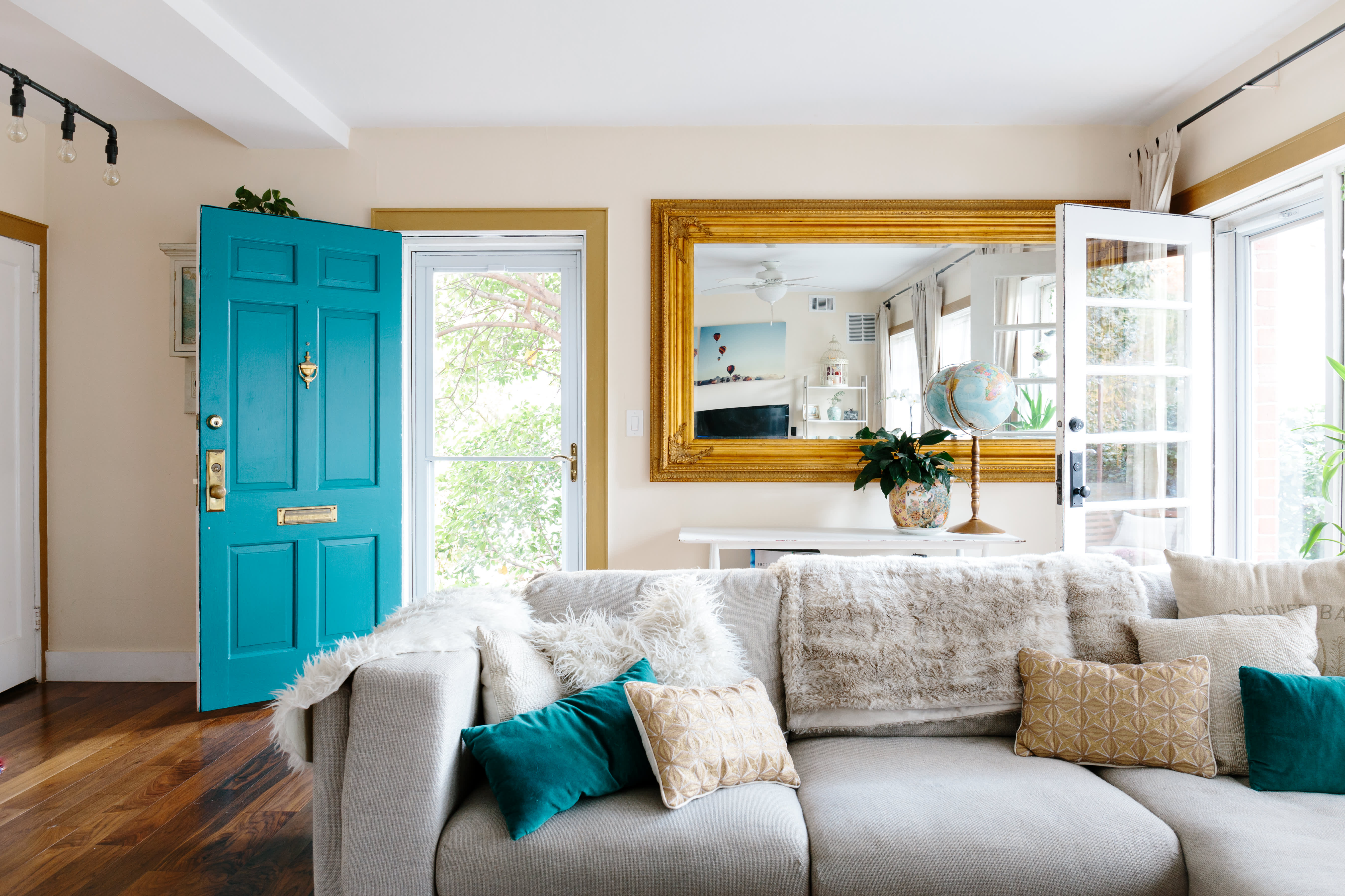 The Best Colors To Paint Your Front Door Apartment Therapy