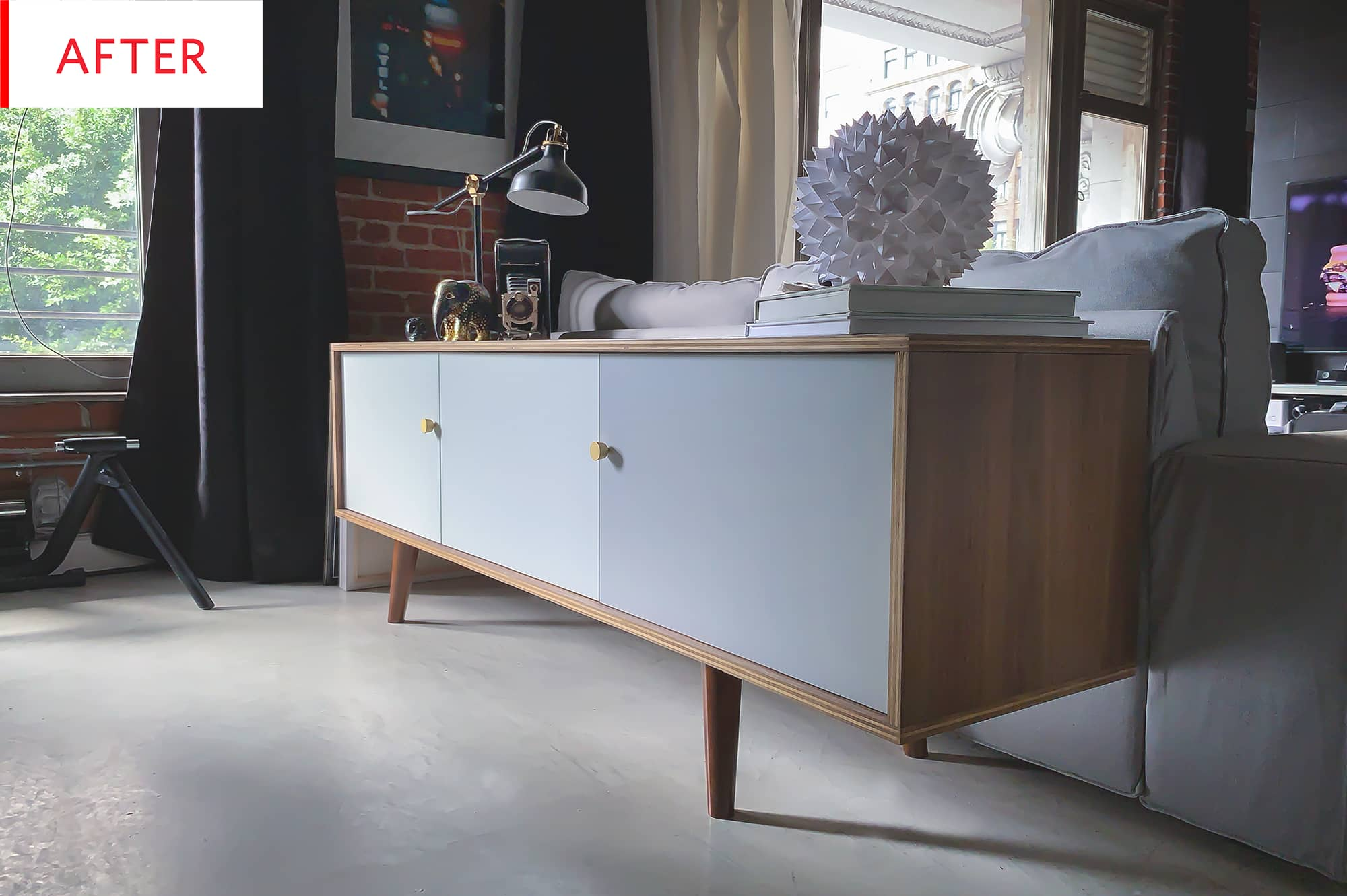 Low Credenza Ikea : Sektion cabinet series ikea mount cabinets low on wall to