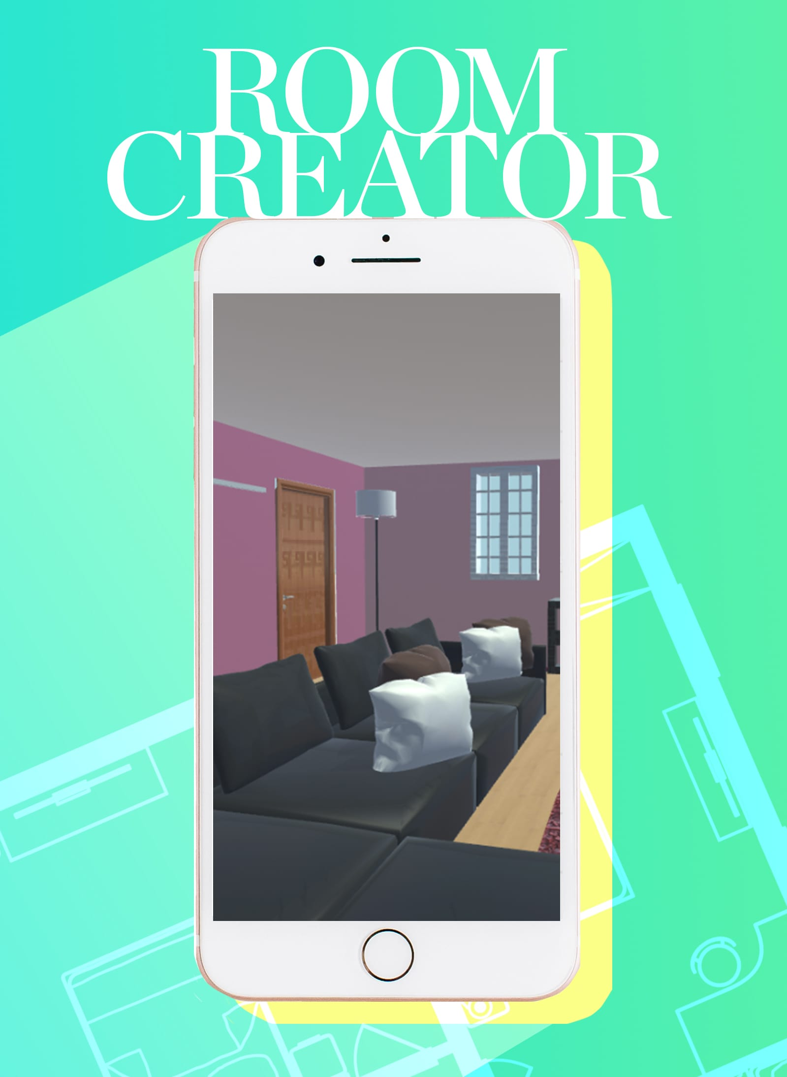 Receiving Room Interior Design: The 7 Best Apps For Room Design & Room Layout