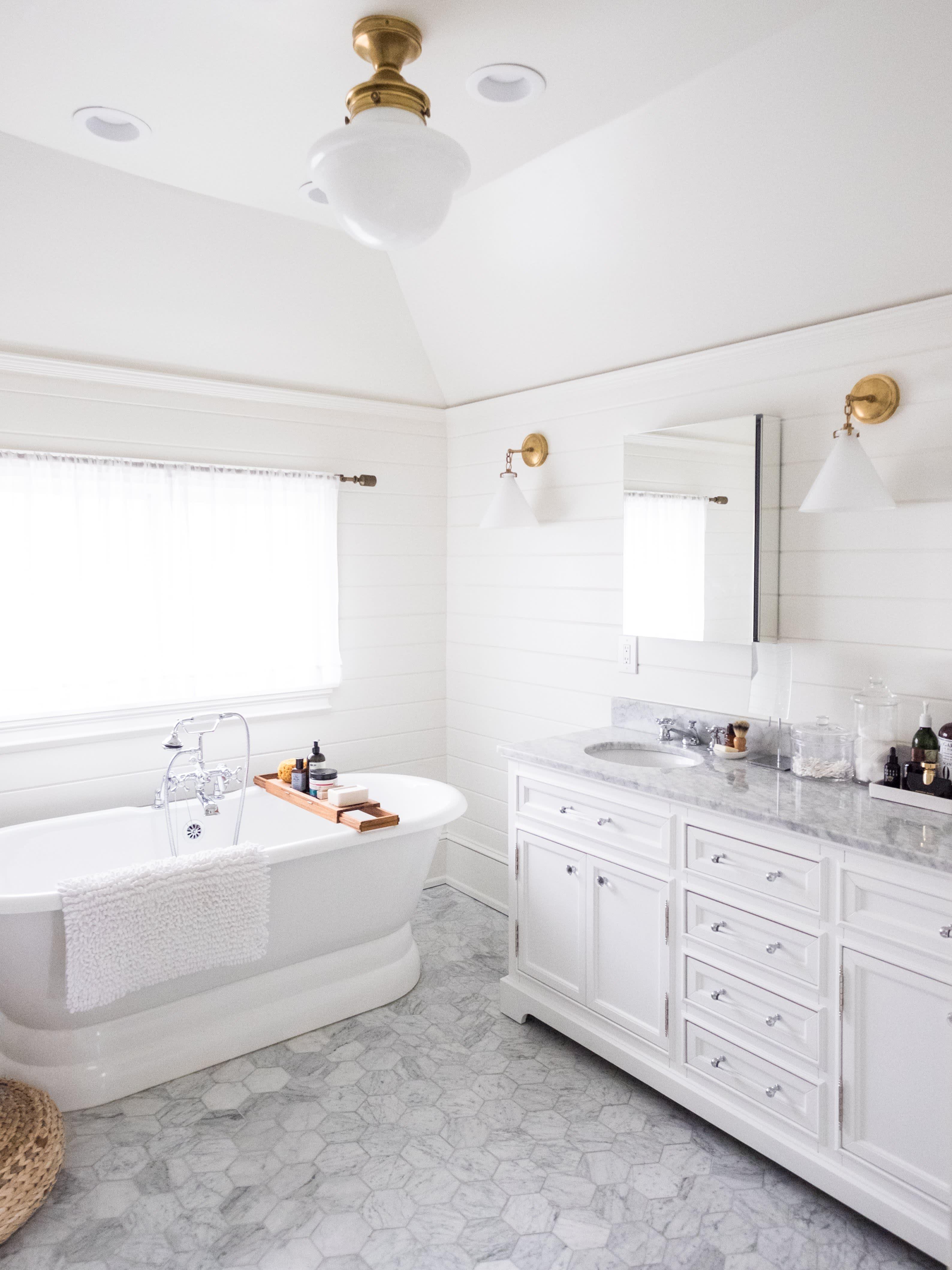 Small Bathroom Design & Storage Ideas | Apartment Therapy on Bathroom Ideas For Apartments  id=46497