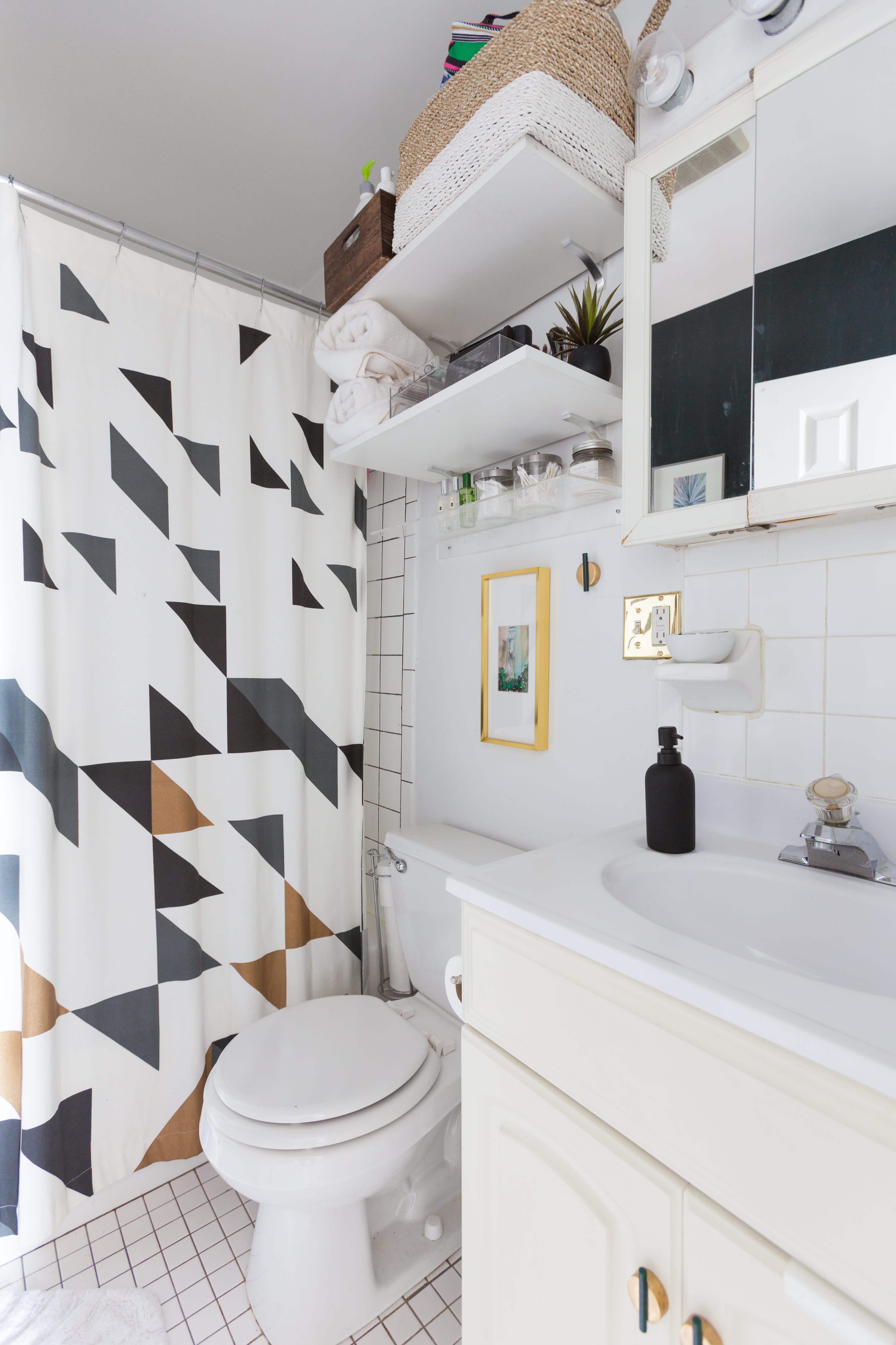 Small Bathroom Design & Storage Ideas | Apartment Therapy on Bathroom Ideas For Apartments  id=74611