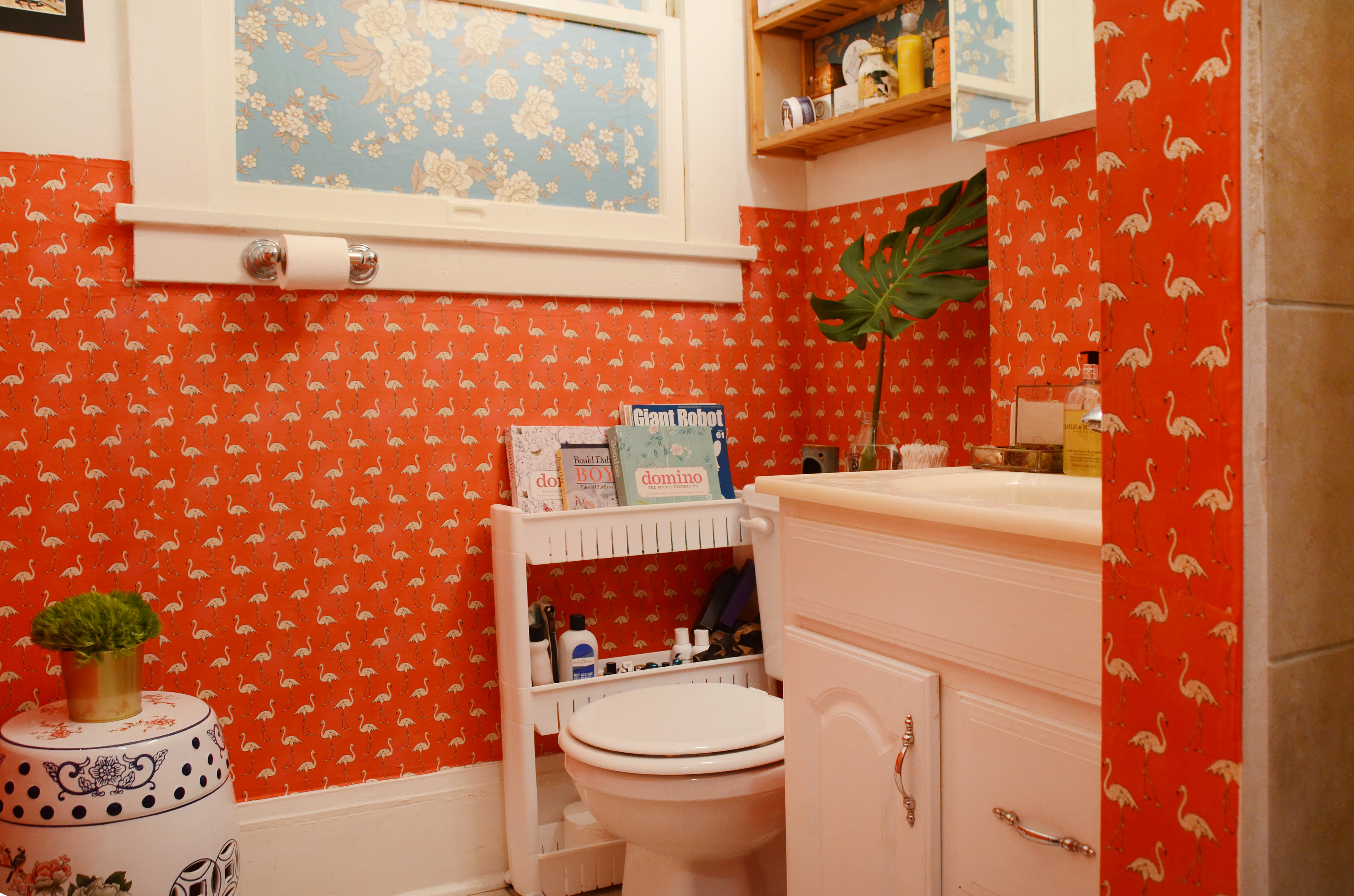 Small Bathroom Design & Storage Ideas   Apartment Therapy on Apartment Bathroom Ideas  id=93815