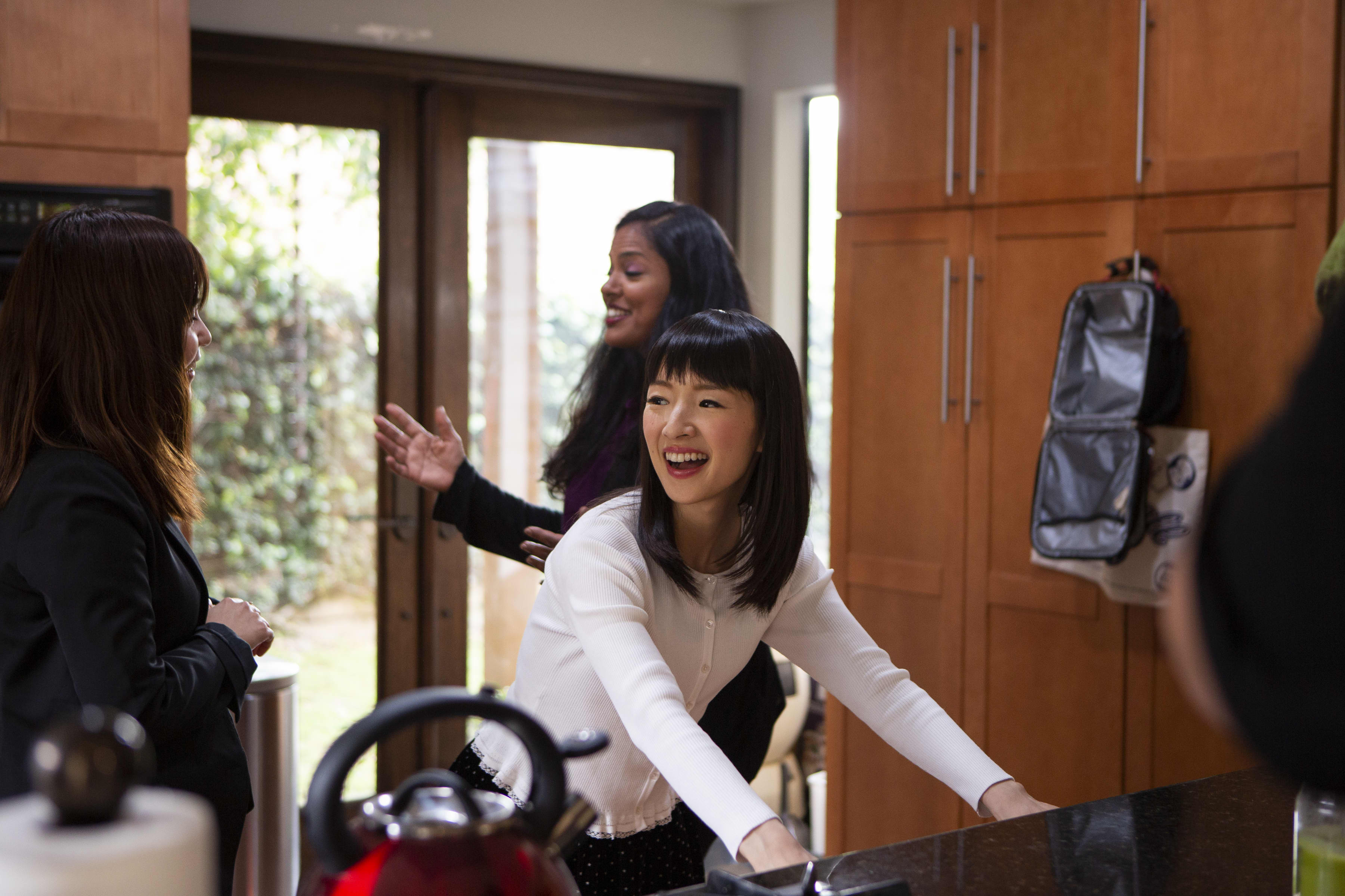 marie kondo s tidying up explains our anxiety over clutter apartment therapy. Black Bedroom Furniture Sets. Home Design Ideas
