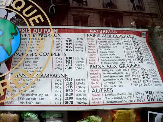 Food Shopping in Paris and Montmartre with Chocolate & Zucchini's Clotilde Dusoulier: gallery image 4