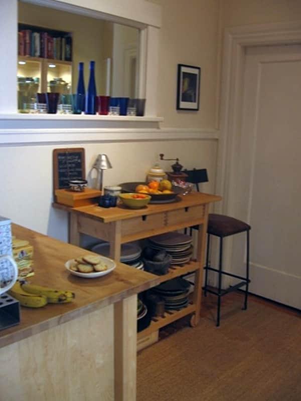 Kitchen Tour: Eric Gower's Breakaway Kitchen with Annex: gallery image 6