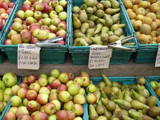 A Tour of the Notting Hill Farmers Market: gallery image 15