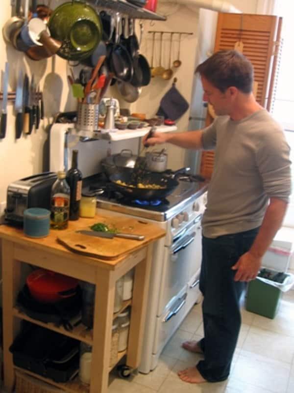 Kitchen Tour: Eric Gower's Breakaway Kitchen with Annex: gallery image 1