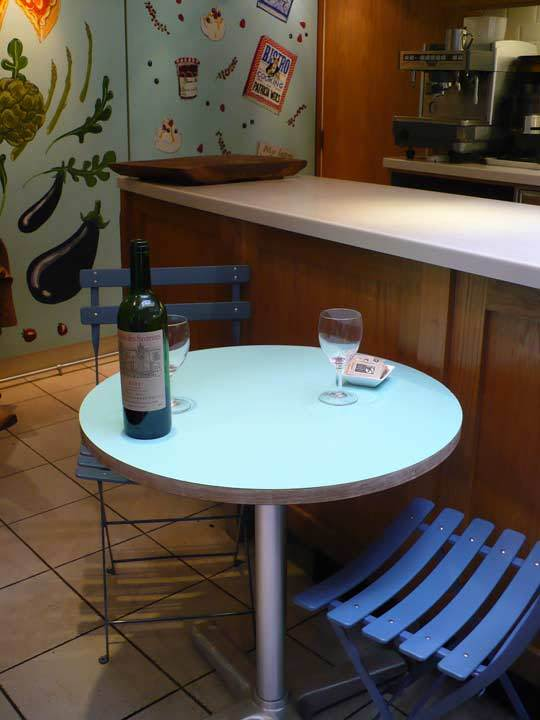 A Tour of London's Bookshop Café Books for Cooks: gallery image 19