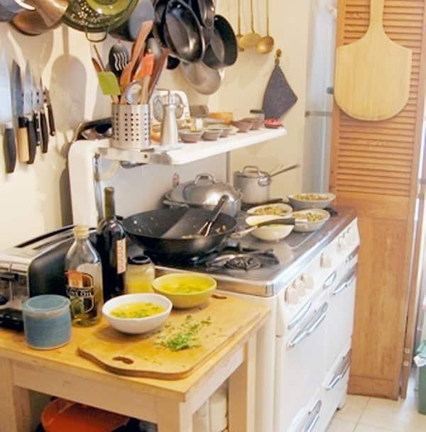 Kitchen Tour: Eric Gower's Breakaway Kitchen with Annex: gallery image 4
