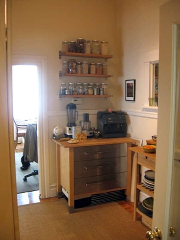 Kitchen Tour: Eric Gower's Breakaway Kitchen with Annex: gallery image 5