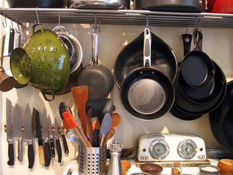 Kitchen Tour: Eric Gower's Breakaway Kitchen with Annex: gallery image 10