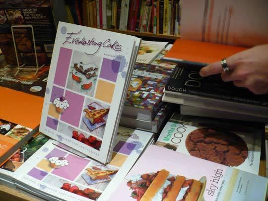 A Tour of London's Bookshop Café Books for Cooks: gallery image 10