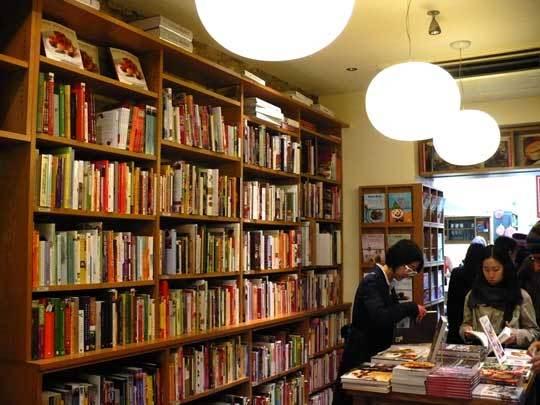 A Tour of London's Bookshop Café Books for Cooks: gallery image 3