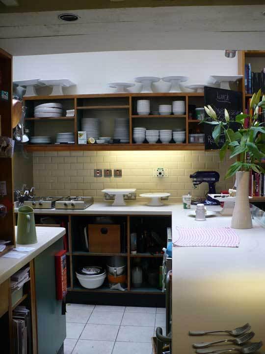A Tour of London's Bookshop Café Books for Cooks: gallery image 8