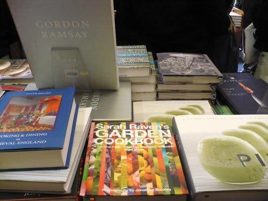 A Tour of London's Bookshop Café Books for Cooks: gallery image 11