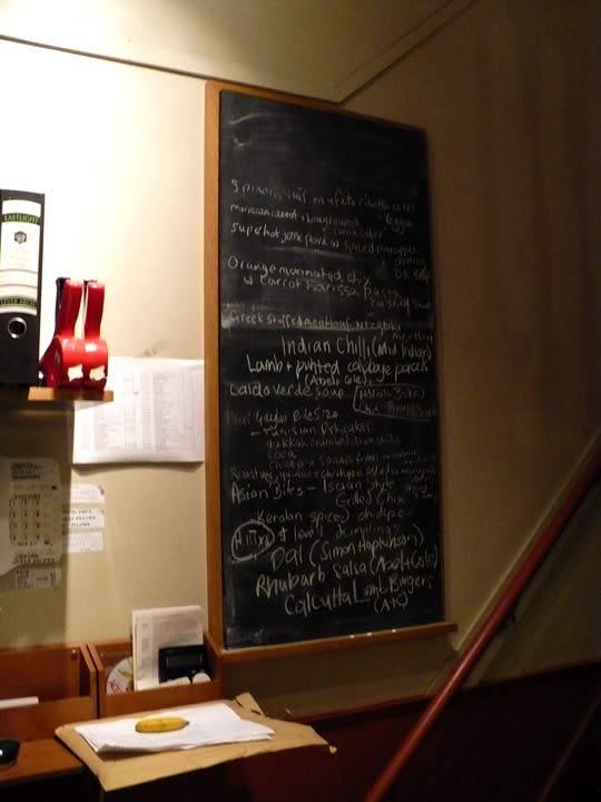 A Tour of London's Bookshop Café Books for Cooks: gallery image 12