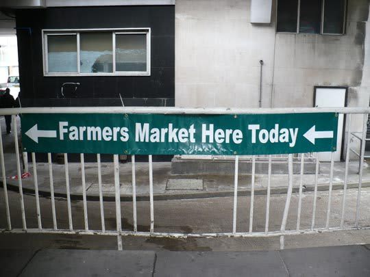 A Tour of the Notting Hill Farmers Market: gallery image 2