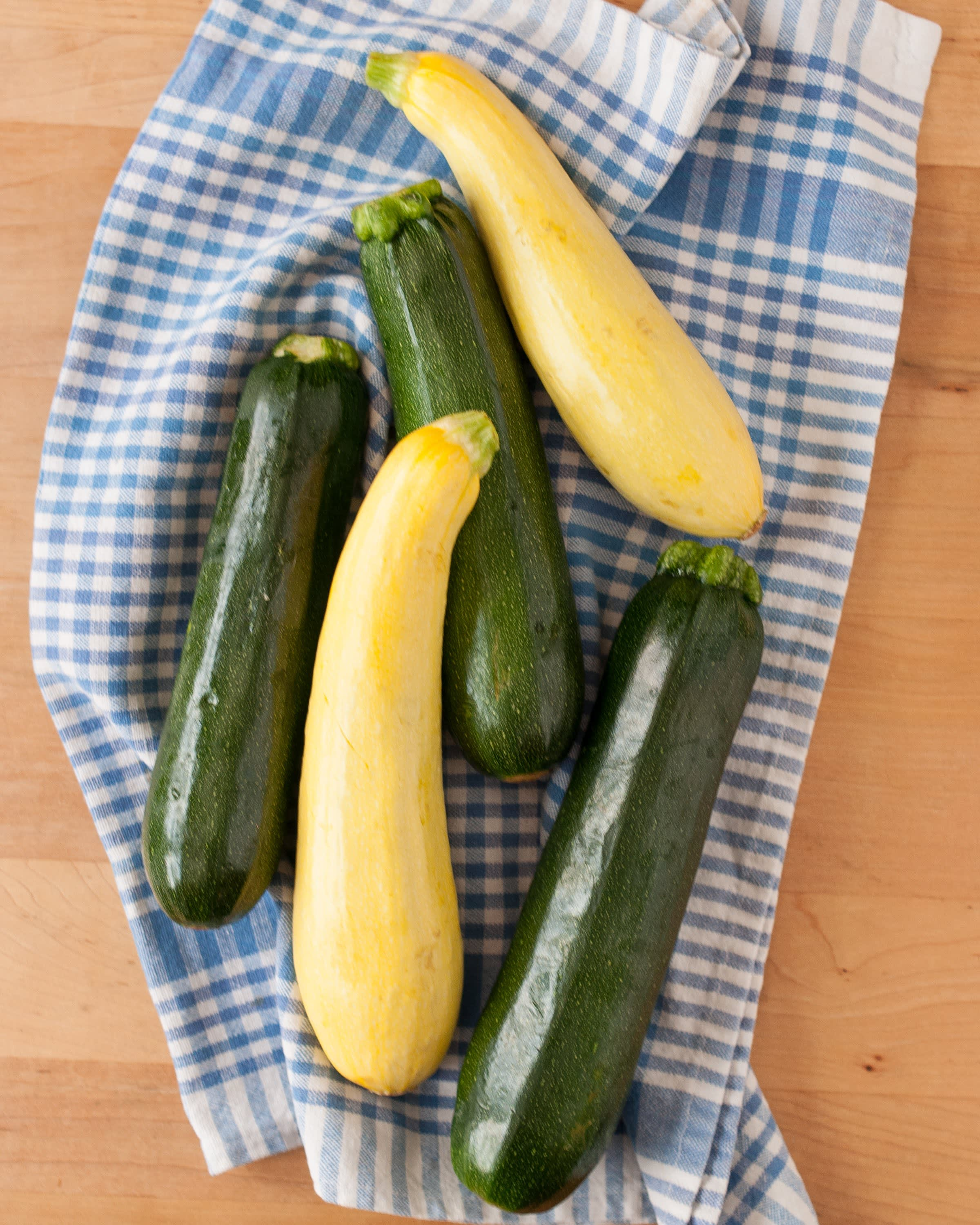 How To Freeze Zucchini: gallery image 1
