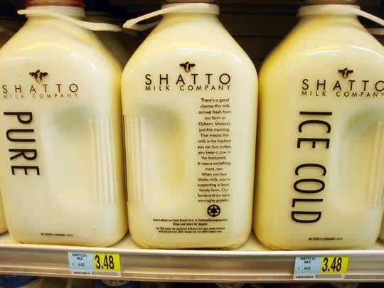 Where Does Milk Come From? A Tour of Shatto Dairy in Kansas City: gallery image 31