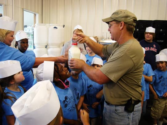 Where Does Milk Come From? A Tour of Shatto Dairy in Kansas City: gallery image 10