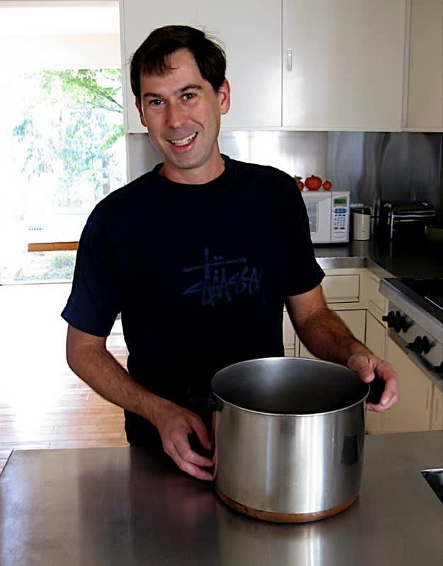 Kitchen Tour: Eric Haeberli of We Love Jam: gallery image 1