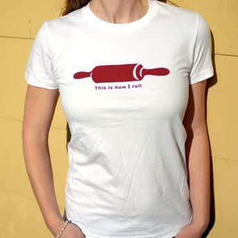 Wanting: This Is How I Roll T-shirt (Plus More Good Kitchen Things from Buy Olympia): gallery image 1