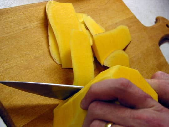 How To Peel Squash: An Easier Way: gallery image 6