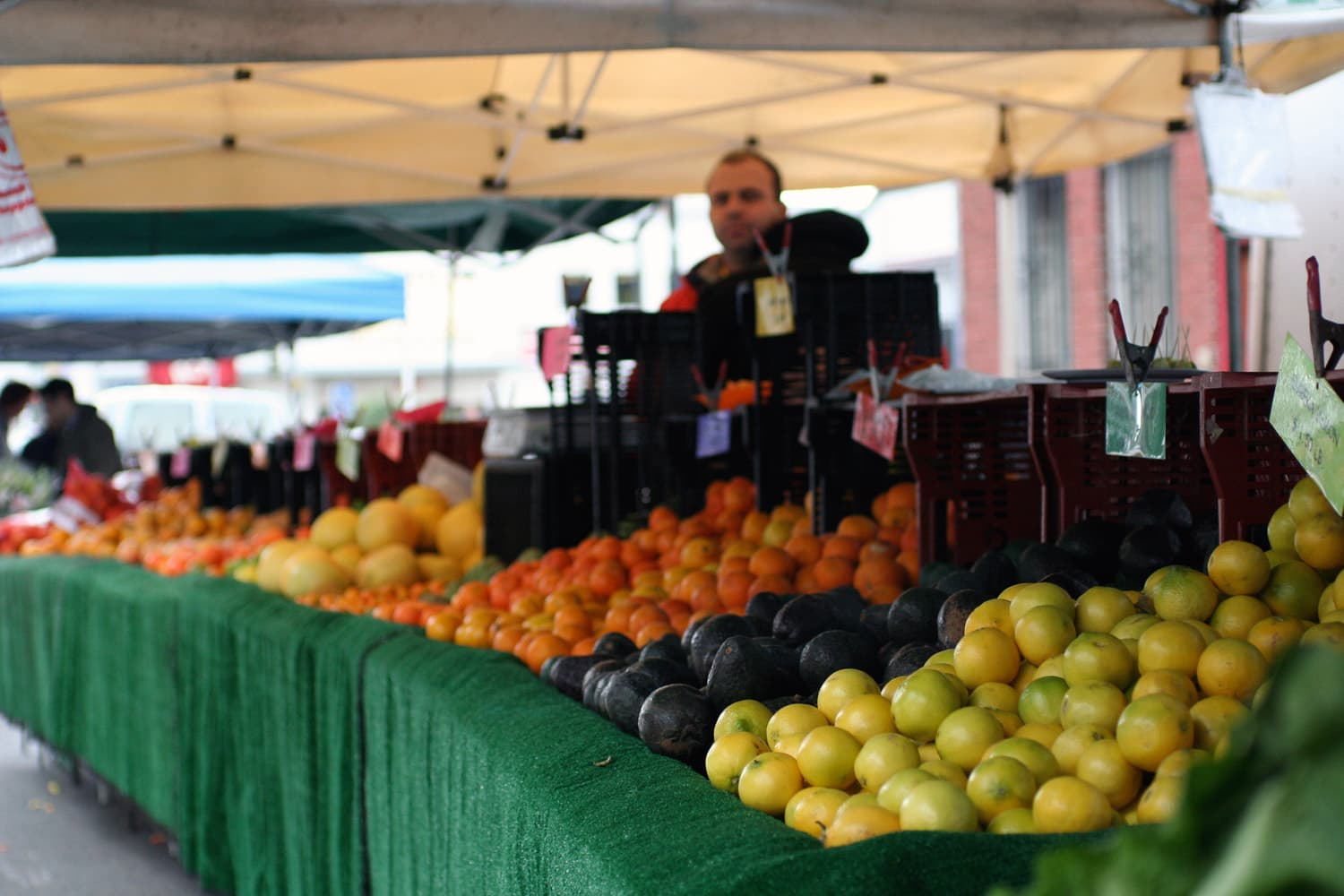 On Dropping In On Other Farmers' Markets: gallery image 8