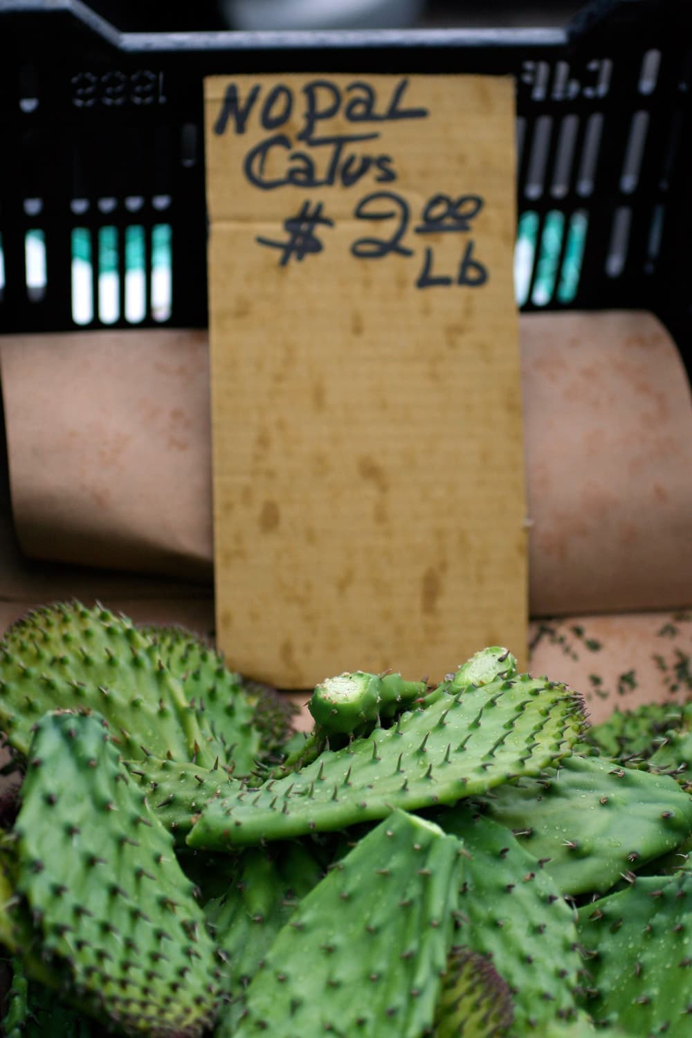 On Dropping In On Other Farmers' Markets: gallery image 5