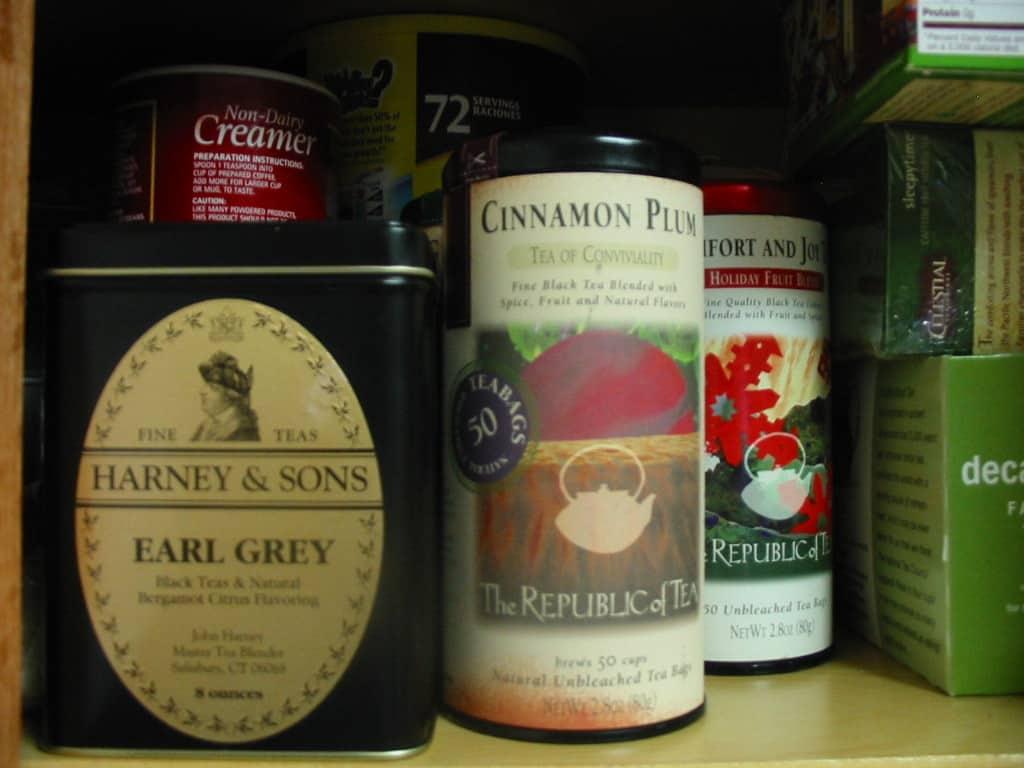 Ten Things I Love: Leslie's Azurite Teatime: gallery image 9