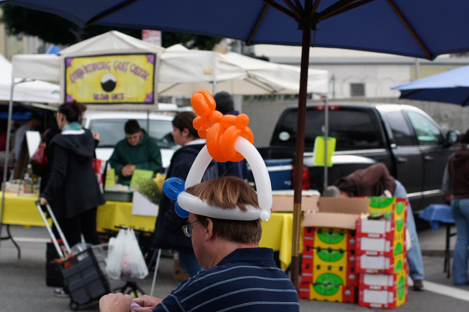 On Dropping In On Other Farmers' Markets: gallery image 11