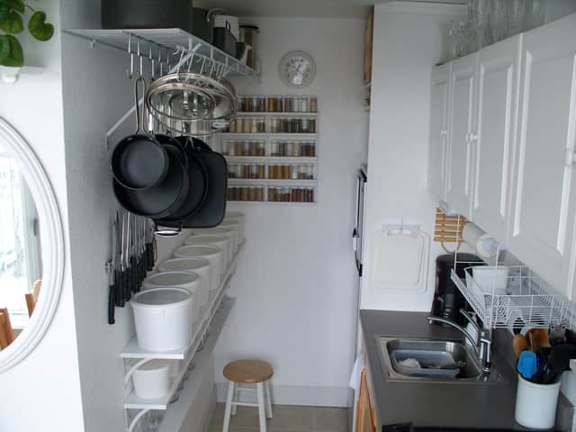 How To Build a Spice Rack: Susy's White and Minimal: gallery image 5