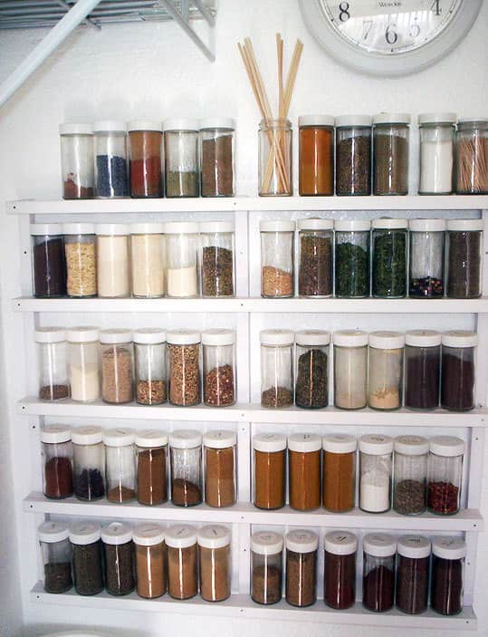 How To Build a Spice Rack: Susy's White and Minimal: gallery image 2