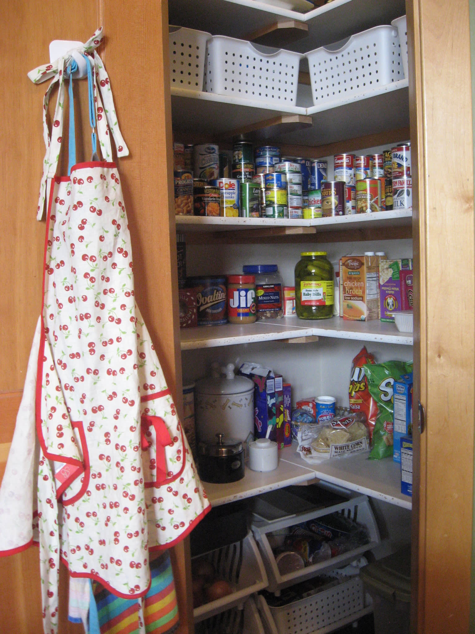 Kitchen Cure Check-In: Pantry and Fridge Before-&-Afters: gallery image 2