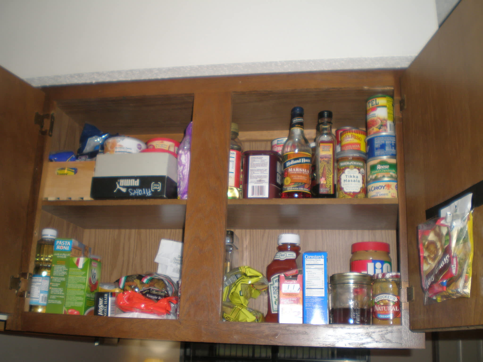 Kitchen Cure Check-In: Pantry and Fridge Before-&-Afters: gallery image 10