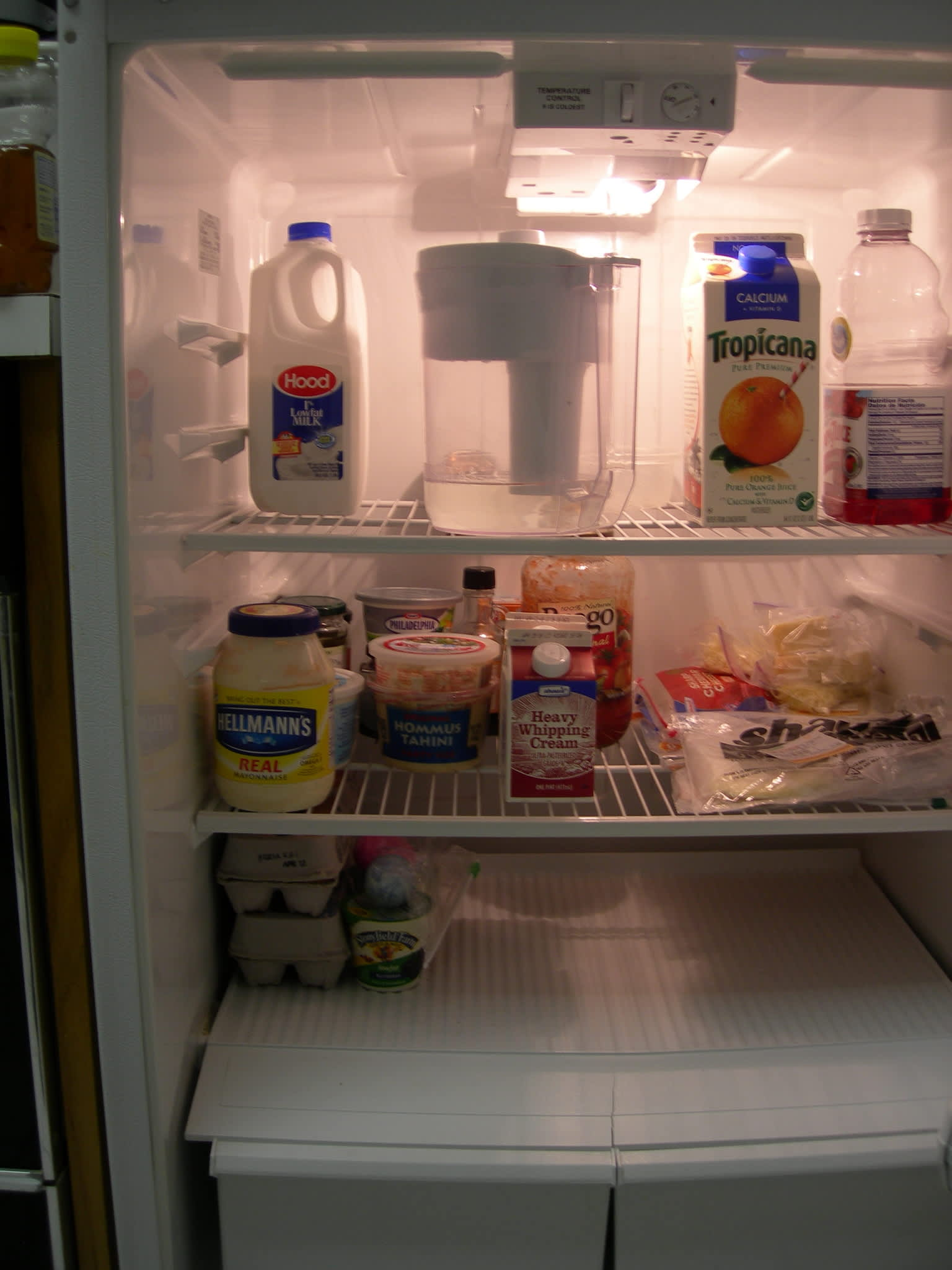 Kitchen Cure Check-In: Pantry and Fridge Before-&-Afters: gallery image 8