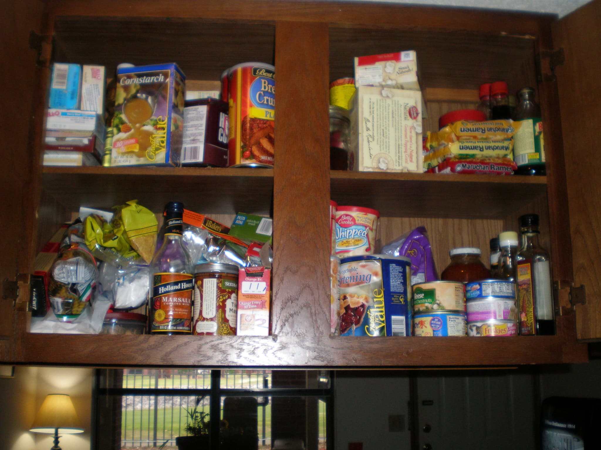 Kitchen Cure Check-In: Pantry and Fridge Before-&-Afters: gallery image 9