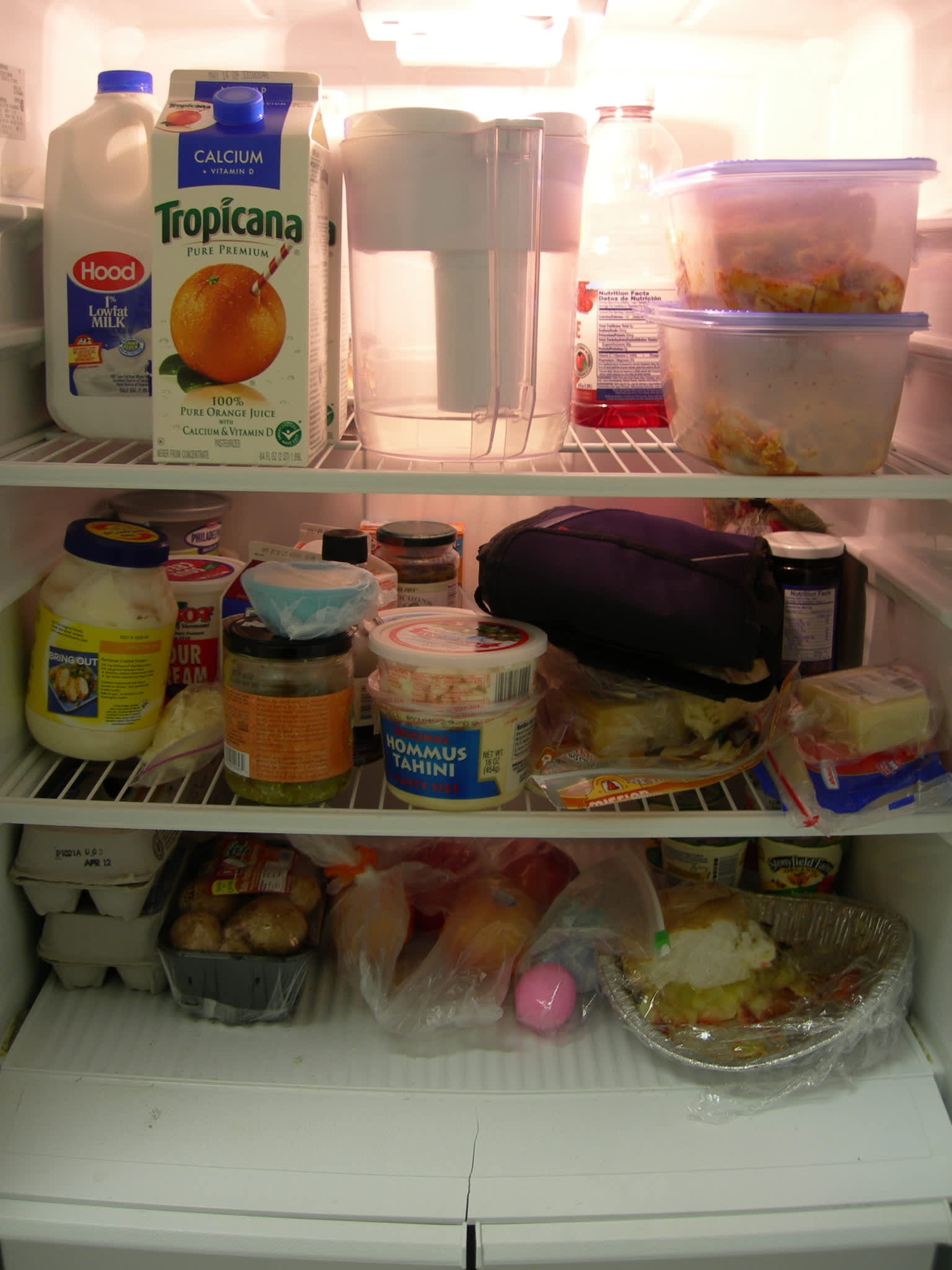 Kitchen Cure Check-In: Pantry and Fridge Before-&-Afters: gallery image 7