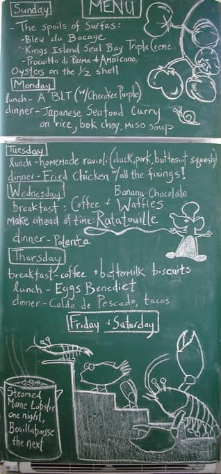 My Chalkboard Fridge: Turn Your Fridge Into a Food Diary Guest Post from Chichi of My Chalkboard Fridge: gallery image 2