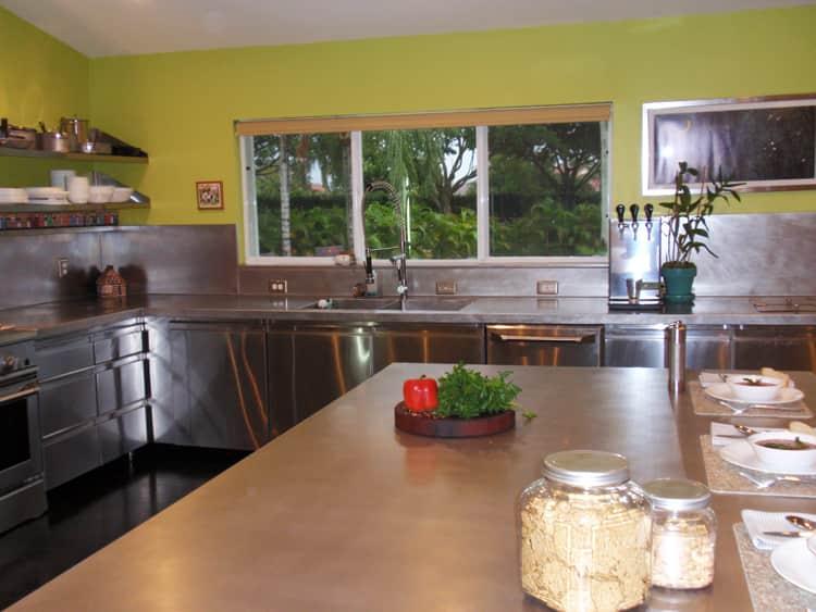 Kitchen Tour: David and Laura's Modern Organic Remodel Miami, Florida: gallery image 12