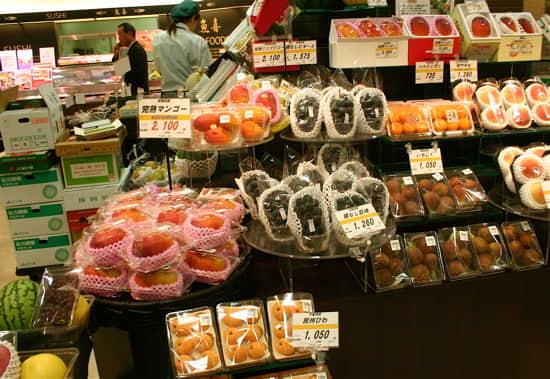 Going Underground: Department Store Food Halls Tokyo, Japan: gallery image 5