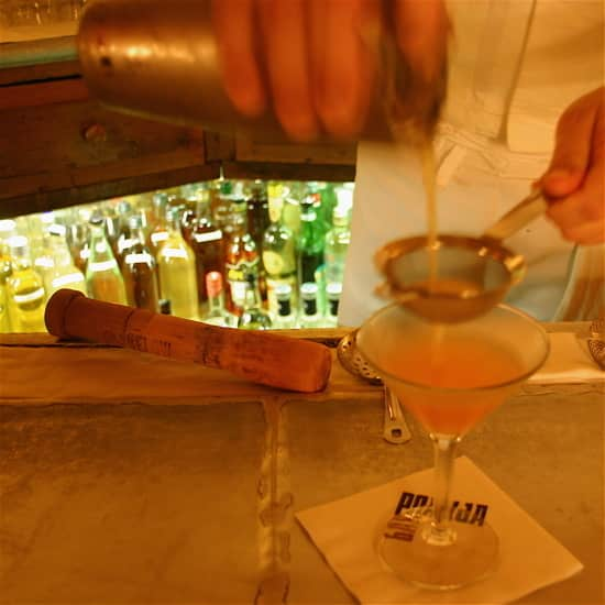 Bar Tour: Pravda Infuses Russian Mystique Straight Up Cocktails and Spirits: gallery image 13