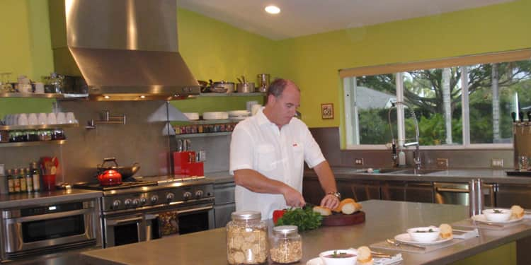 Kitchen Tour: David and Laura's Modern Organic Remodel Miami, Florida: gallery image 14