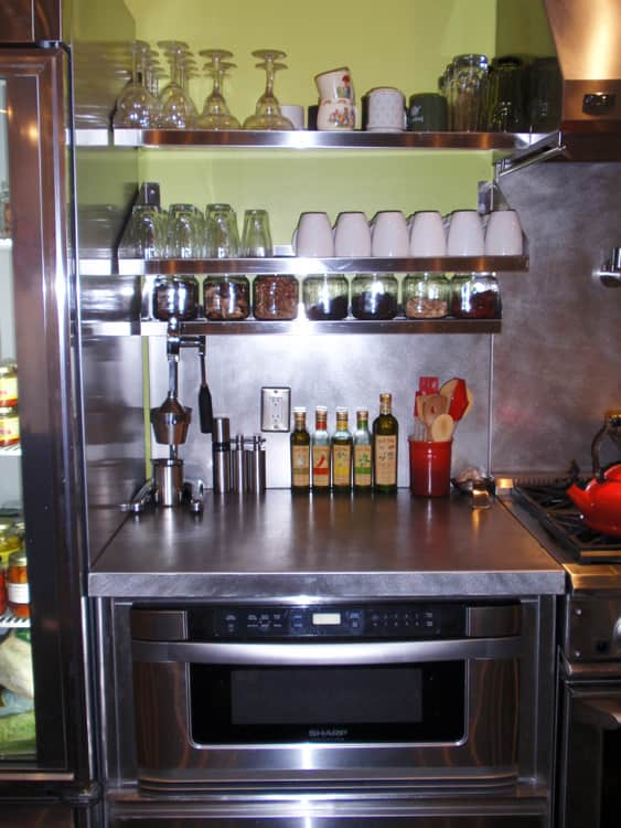 Kitchen Tour: David and Laura's Modern Organic Remodel Miami, Florida: gallery image 9