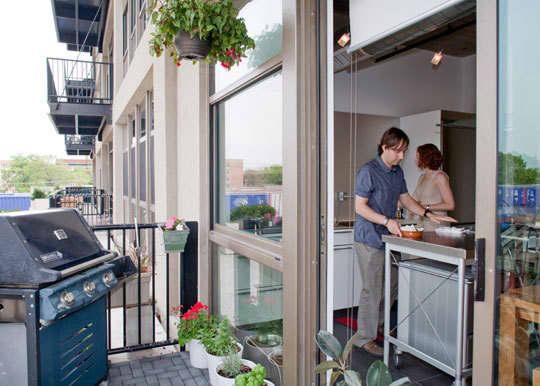 Kitchen Tour: Art & Chelsea's Delicious Kitchen Update: gallery image 11