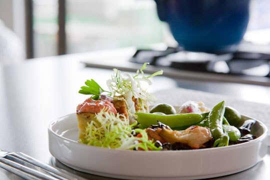 Kitchen Tour: Art & Chelsea's Delicious Kitchen Update: gallery image 4
