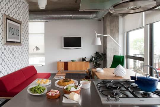 Kitchen Tour: Art & Chelsea's Delicious Kitchen Update: gallery image 1