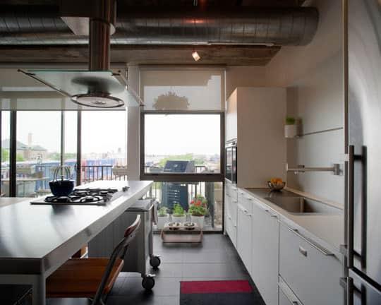 Kitchen Tour: Art & Chelsea's Delicious Kitchen Update: gallery image 2