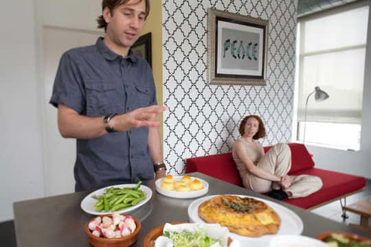 Kitchen Tour: Art & Chelsea's Delicious Kitchen Update: gallery image 8