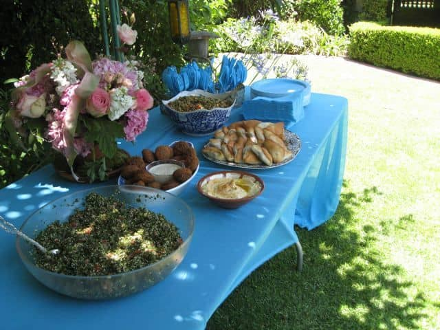 My Great Outdoors: Lauren's Middle Eastern BBQ: gallery image 1